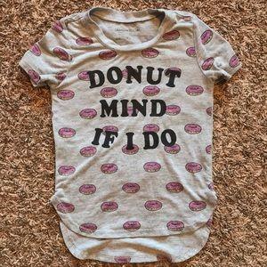 "Other - Girl's ""Donut mind if I do"" shirt"